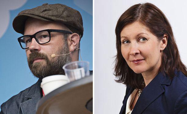 Verkkojulkaisu hankkeessa ovat mukana Iltalehden tietojen mukaan Heikki Pursiainen ja Heidi Hammarsten.