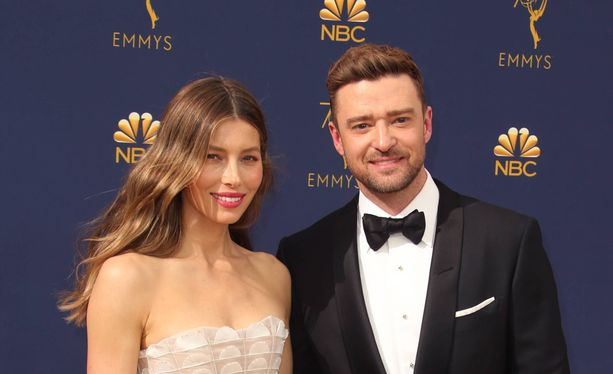 Jessica Biel ja Justin Timberlake ovat kahden pojan vanhempia.