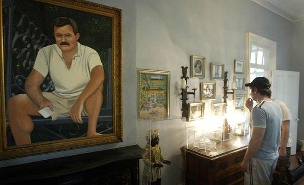 Hemingwayn entinen kotitalo on Key Westin tunnetuimpia nähtävyyksiä kirjailijan kantakapakan Sloppy Joe'sin ohella.