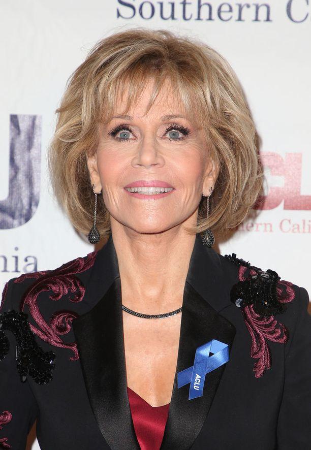 Fonda on tunnettu aerobic-harrastuksestaan. Viime vuosina hän on kertonut rakkaudestaan pilatekseen.