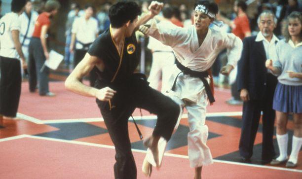 Karate Kidissä sukellettiin karaten maailmaan.