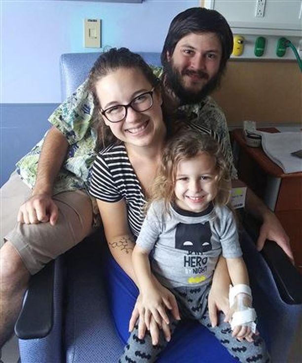 Lapsen Leukemia