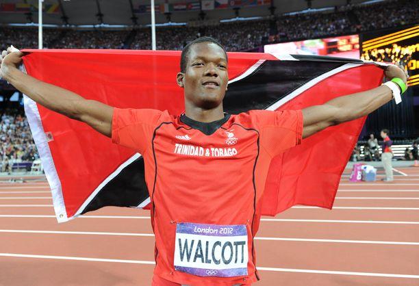 Keshorn Walcott oli vuonna 2012 hintelä olympiavoittaja.