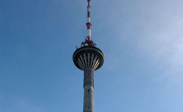 Tv-torni kohoaa 314 metrin korkeudeen. Näköalatasanne sijaitsee 175 metrissä.