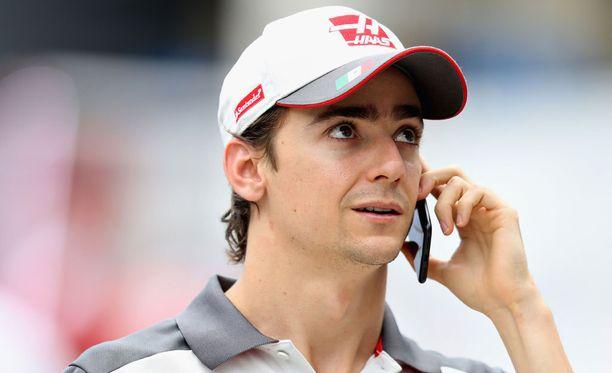 25-vuotias Esteban Gutiérrez saattaa pullahtaa ulos formuloista.