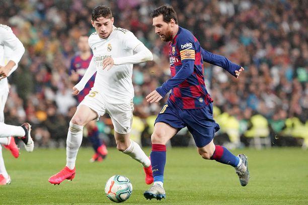 Real Madrid ja Barcelona palaavat taistelemaan mestaruudesta.