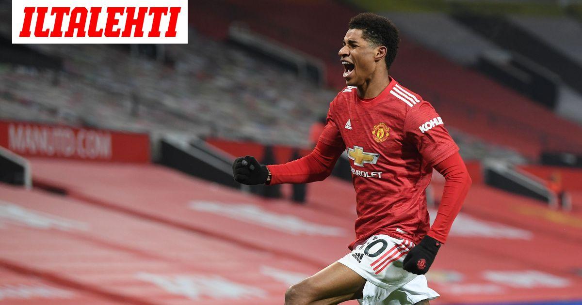 Mieletön miljoonalukema  Manchester Unitedin hyökkääjä listattiin käsittämättömän...