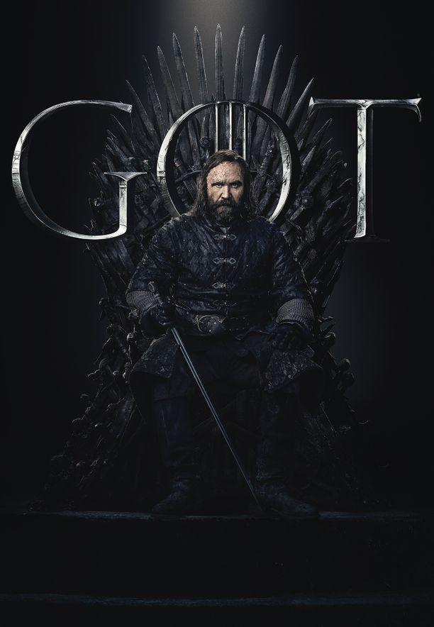 Sandor Clegane (Rory McCann) kohtaa todennäköisesti veljensä viimeisellä tuotantokaudella. Tästäkään jälleennäkemisestä ei odoteta sitä kaikkein ystävällisintä.