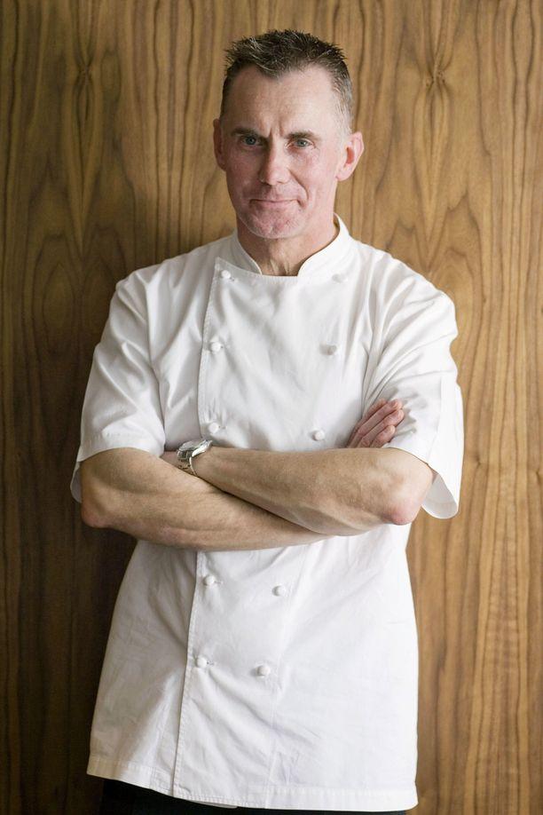 Gary Rhodes omisti monta ravintolaa Britanniassa ja ulkomailla.