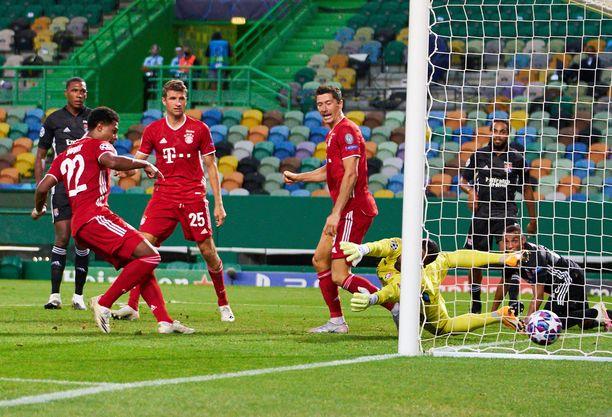 Bayern eteni Mestarien liigan loppuotteluun PSG:n vastustajaksi.