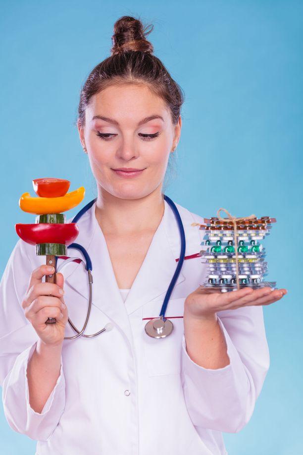 Kolesteroli Alas Ilman Lääkkeitä