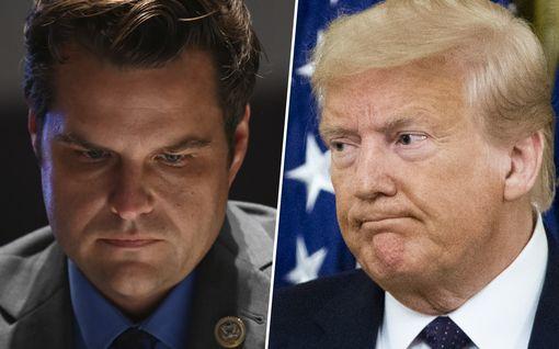 Trumpin suojattia epäillään alaikäisen ihmiskaupasta ja alastonkuvilla rehvastelusta – ex-presidentti rikkoi hiljaisuuden