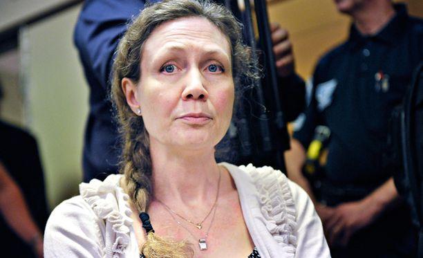 Hovioikeudessa käsiteltiin Anne Auerin hätäkeskuspuhelua.