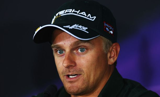 Heikki Kovalaista tuskin nähdään F1:ssä ensi kaudella.
