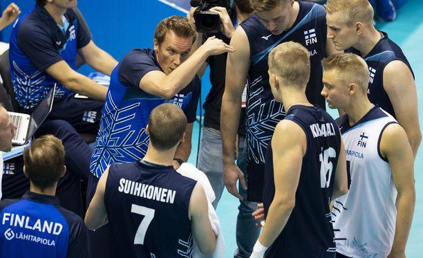 Suomi hävisi MM-suosikille Puolalle lauantai-iltana.