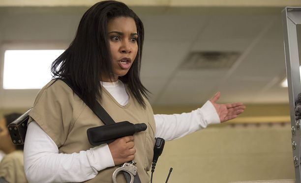Orange Is the New Black -fanit tuntevat Jessica Pimentelin Maria Ruizina.