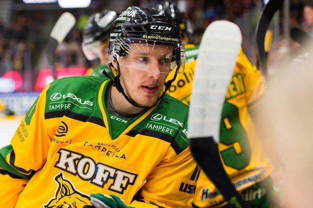 Ilveksen kapteeni Eemeli Suomi vannotti, ettei Tappara ole tällä kaudella dominoinut Tampereen paikallisissa.