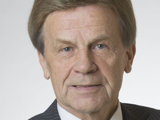 Pekkarinen, Mauri kesk