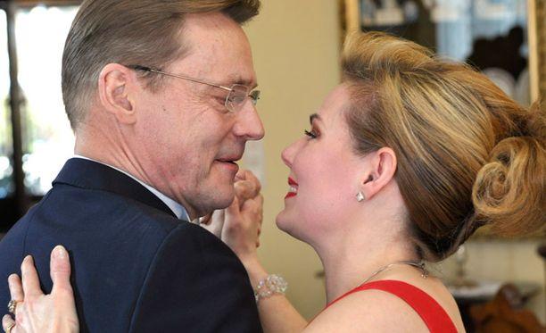 Nina Mikkosen mukan Timo T.A:n vointi ottaa askelia parempaan suuntaan.