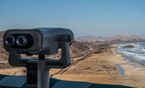 Iltalehti vieraili Pohjois-Korean rajalla Etelä-Korean pohjoisimmassa kolkassa. Tästä alkaa maailman suurin elintasokuilu.