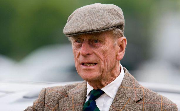 Prinssi Philip on ollut jo kaksi viikkoa sairaalahoidossa.