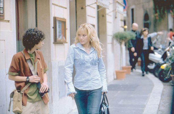 Gordo ja Lizzie McGuire The Lizzy McGuire -elokuvassa vuonna 2003. Gordon roolissa Adam Lamberg.