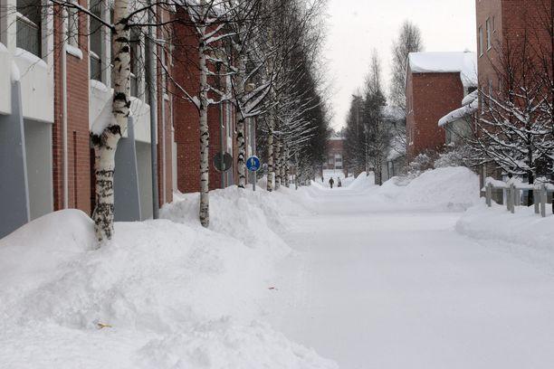 Oulu on kasvanut kuntaliitosten myötä merkittävästi.