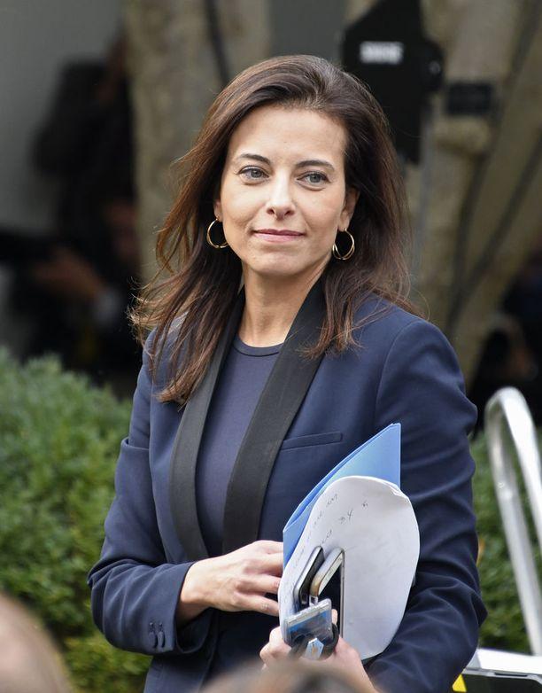 Dina Powell, 44, on tehnyt jo mittavan uran politiikan lisäksi myös liike-elämässä.