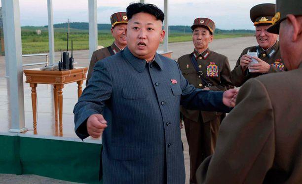 Kim Jong-unin johtama maa ei sulata ulkopuolisten arvostelua.