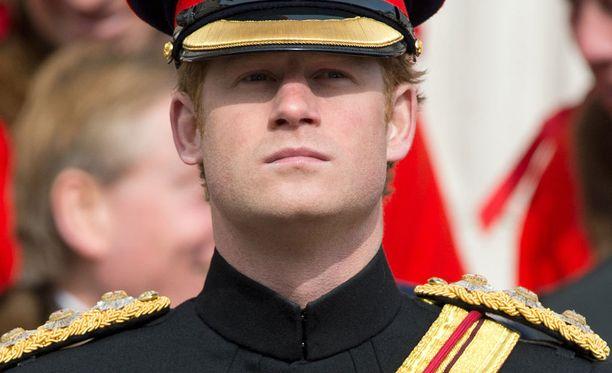 Prinssi Harryn mukaan päätös oli vaikea.