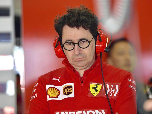 Mattia Binotton mukaan Ferrari on tekemässä autoonsa uutta takasiipeä, joka pakottaa tallin muuttamaan autonsa aerodynamiikkaa muillakin tavoilla.