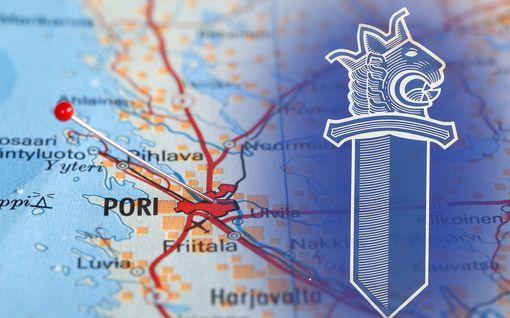 Järkyttävä asuntomurto Porissa: kommandopipomiehet tunkeutuivat omakotitaloon – iäkkäät asukkaat loukkaantuivat
