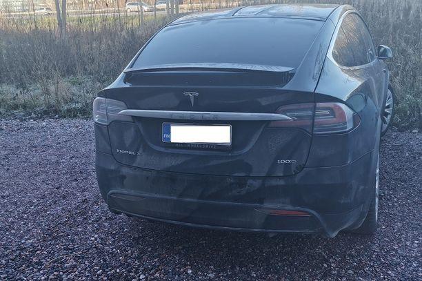 Jarkko Jokelaisen leasing-Teslan korjaus ei mennyt niin kuin Strömsössä.