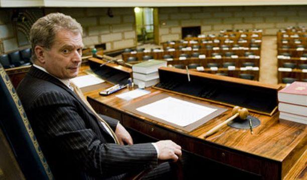 Viime vaaleissa Niinistö sai Uudeltamaalta ennätysmäiset yli 60 000 ääntä.