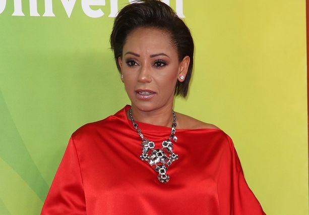 Mel B on mukana Spice Girls -yhtyeen paluukiertueella.
