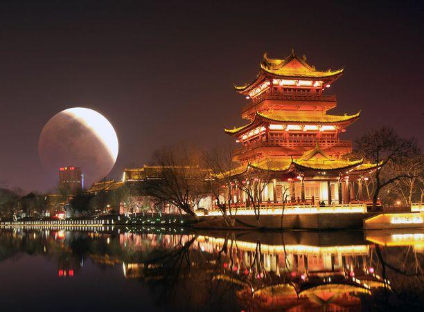 Huai'An, Kiina