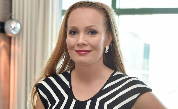 Marja Hintikasta tuli sunnuntaina äiti kolmannen kerran.