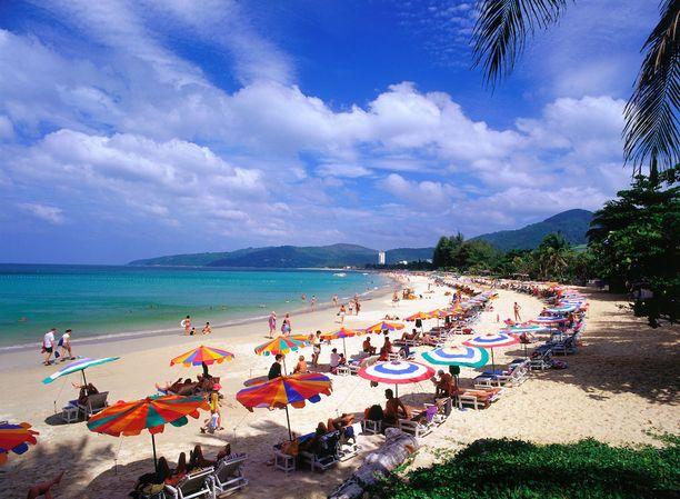 Phuket on suomalaistenkin suosima lomakohde Thaimaassa.