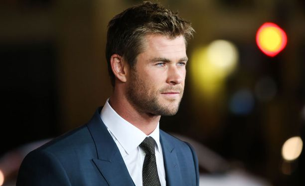 Chris Hemsworth on kotoisin Australiasta.
