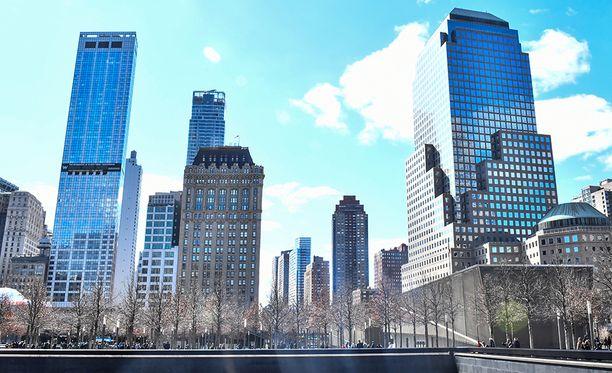 New Yorkia kuvattiin ahkerasti.