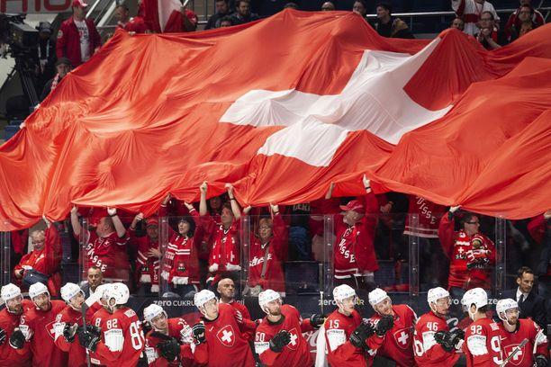 Miesten MM-kisat on tarkoitus pelata Svetisissä Zürichissä ja Lausannessa. Se ei kuitenkaan ole varmaa.