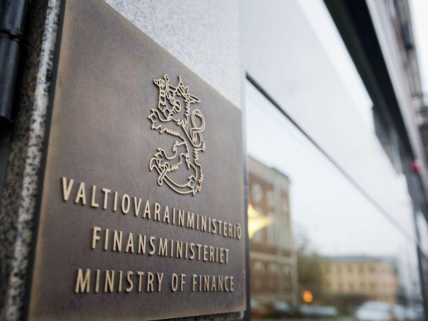 Valtiovarainministeriö julkisti maanantaina taloudellisen katsauksensa.