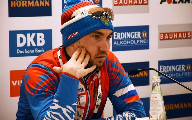 Aleksandr Loginovin tavarat kiinnostivat Italian viranomaisia.