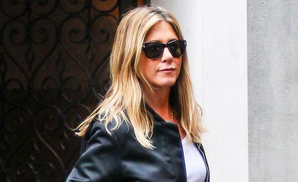 Jennifer Aniston oli naimisissa Brad Pittin kanssa vuosina 2000-2005.