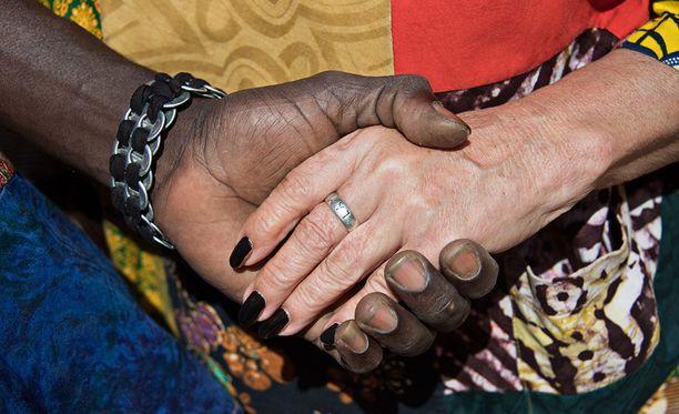 Gambialla on maine naisten suosimana seksiturismikohteena. Kuvituskuva Iltalehden juttumatkalta Gambiasta.