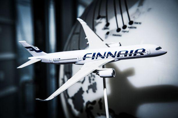 Finnair kolminkertaisti liiketuloksensa ja palkitsi henkilökuntansa.