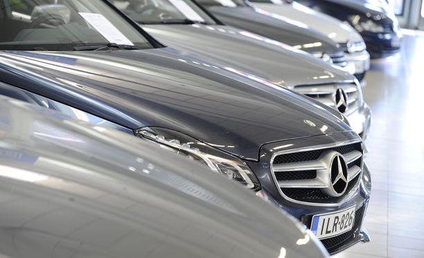 Mercedes on lähtenyt kuin varkain mukaan ympäristöbonuskampanjointiin myös Suomessa.