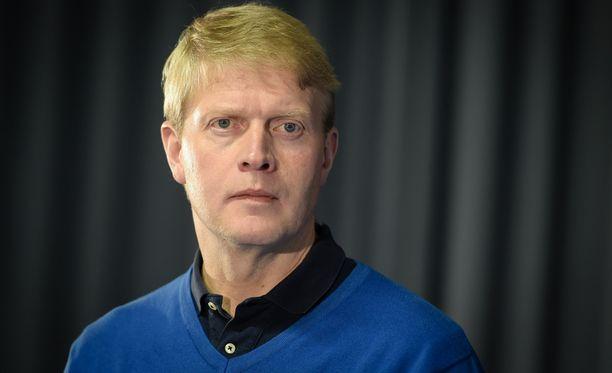 Jukka Rautakorven mukaan Nuorten Leijonien peli menee koko ajan eteenpäin.