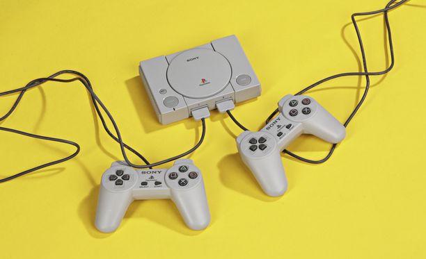 PlayStation Classic jättää toivomisen varaa.