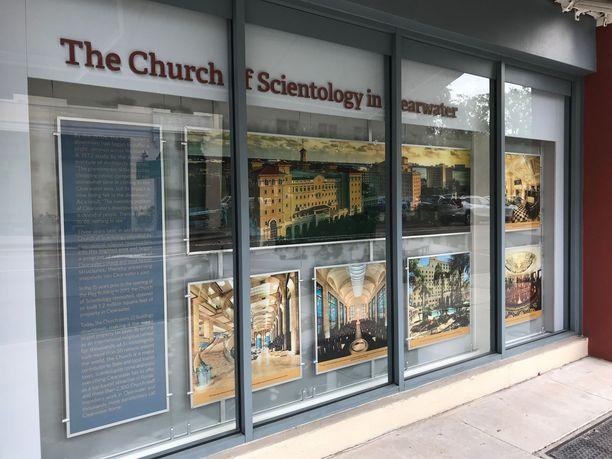 Skientologiakirkko on hankkinut omistukseensa suuren osan Clearwaterin kaupungin vanhoista rakennuksista.